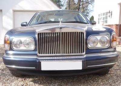 Atlas Wedding cars - Rolls Royce