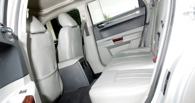 Atlas Wedding Car hire - inside wedding car
