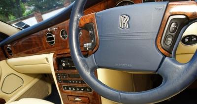 Atlas Wedding cars Hampshire - Rolls Royce