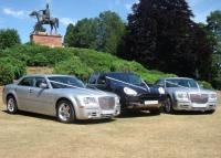 Wedding car hire Fleet cars
