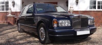 Atlas Wedding Cars Rolls Royce