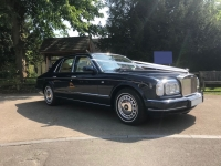Atlas Wedding car hire - Rolls Royce Silver Seraph
